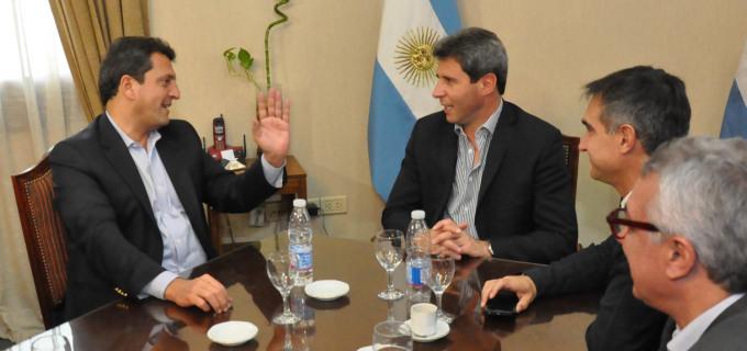 La visita de Sergio Massa en San Juan y la foto con Uñac: ¿Se rearma el peronismo?