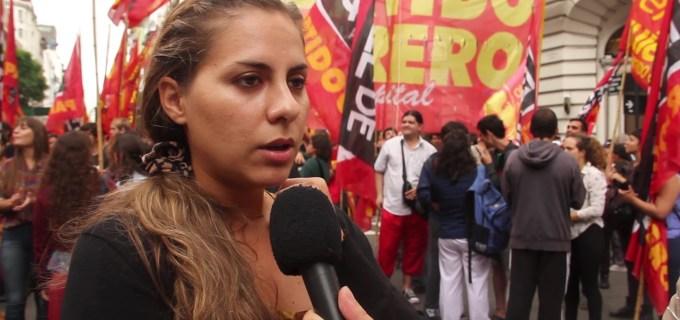 """La diputada mendocina Sole Sosa: """"Votaremos el desafuero ante el pedido del Juez, Julio De Vido debería estar preso hace rato"""""""