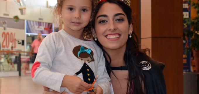 Por su carisma y encanto la tupungatina Josefina Crespi es la mimada para ser la Reina Nacional de la Vendimia 2017
