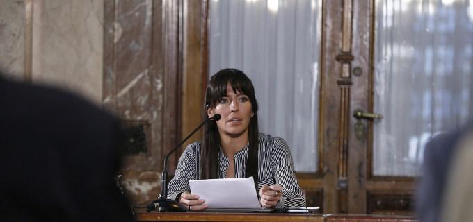 Eligen a la senadora mendocina Pamela Verasay para presidir la Comisión Parlamentaria Argentino-Chilena