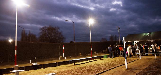 Tupungato promueve la energía sustentable con iluminación led y fomenta la participación activa de los Adultos Mayores