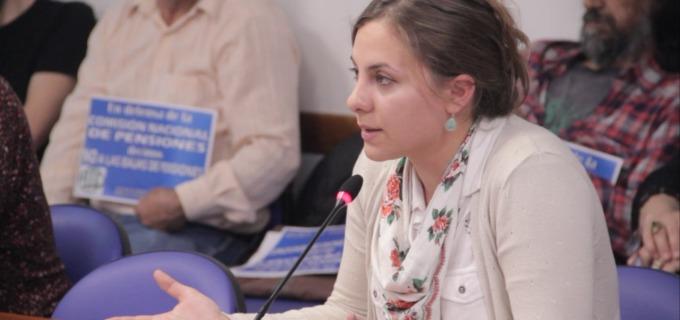 La diputada del FIT Soledad Sosa denuncia vaciamiento de las Comisiones en el Congreso Nacional y el silencio sobre quita de pensiones por discapacidad