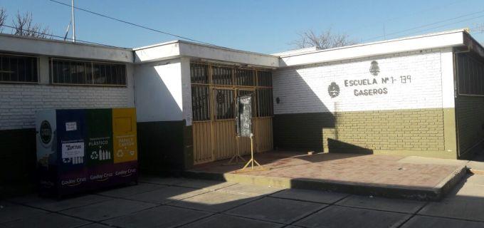 La Legislatura de Mendoza declaró de interés el centenario de la escuela Caseros de Godoy Cruz