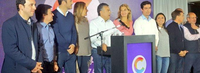 """El Frente Cambia Mendoza celebra el camino elegido: """"Se consolida un cambio en la política de nuestro país"""""""