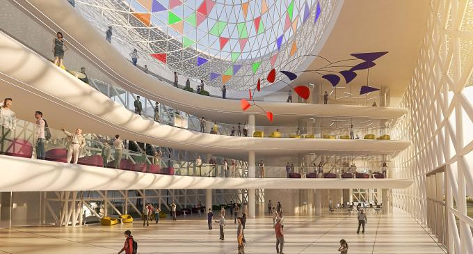 San Luis apuesta por mejorar en Salud: Tendrá un nuevo hospital ultramoderno, de excelencia y alta complejidad