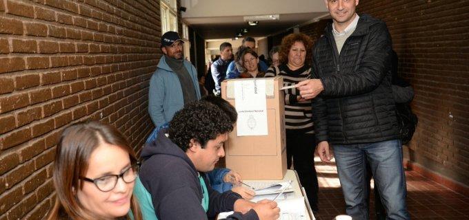 """El candidato de Cristina, Juani Jofré: """"La gente está desilusionada con lo que está pasando en el país y en la provincia"""""""