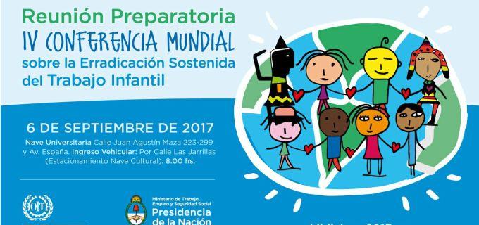 Declaran de interés legislativo conferencia sobre trabajo infantil que se realizará este miércoles 6 en Mendoza