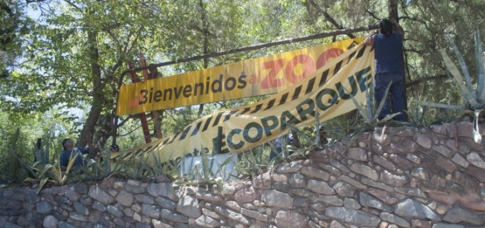 """Al final el """"Ecoparque"""" fue un anuncio """"cáscara"""": Recién ahora definen su reconversión con un concurso público"""