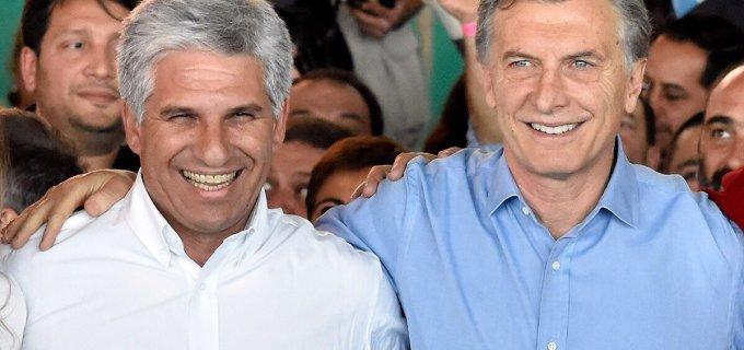 """Macri en San Luis junto a Poggi: """"Estoy orgulloso de lo que ha pasado, han dejado la resignación y el miedo"""""""