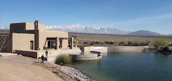 Dragonback Estate, el country vitivinícola más grande del mundo está en Mendoza