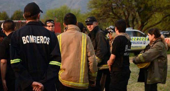 Una buena noticia para San Luis: Brigadistas y bomberos extinguieron los incendios y volvió la calma a la provincia