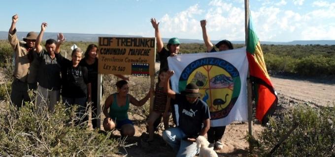 Fallo a favor para los pueblos originarios: Se suspendió una orden de desalojo a la comunidad mapuche de Malargüe