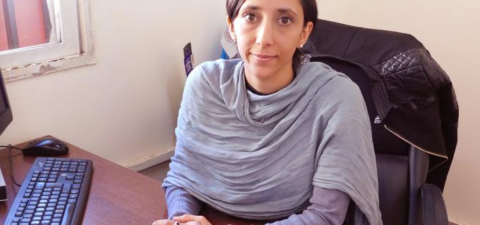 """Mariana Zlobec va por la renovación de su compromiso con Godoy Cruz: """"Tenemos una gestión transparente en el que podemos hablar diariamente con el vecino"""""""