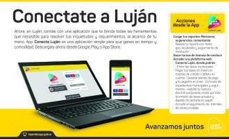 Luján de Cuyo desarrolla una práctica App para los vecinos y así poder tener toda la info de la Muni al alcance de tu mano