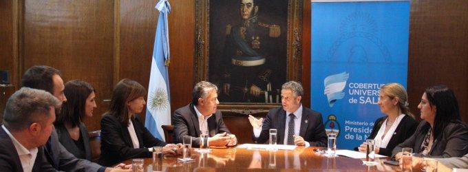 El flamante ministro Rubinstein suscribió junto a Cornejo y Najul en el acuerdo de continuidad de la CUS en Mendoza
