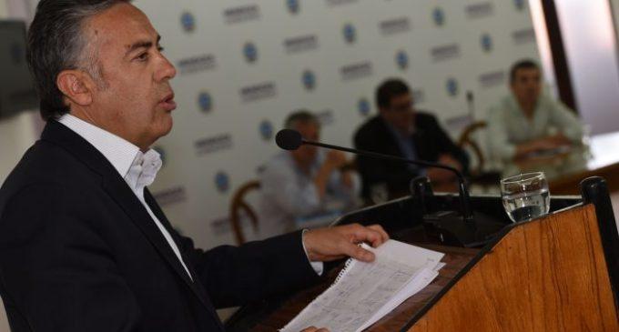 Para mejorar la calidad y bajar el precio de los impuestos energéticos, Mendoza apuesta a autoabastecerse e impulsar nuevos proyectos