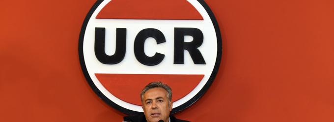 Un líder de pura cepa: Por consenso, Alfredo Cornejo es el nuevo presidente de la UCR Nacional