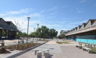 La Ciudad de Mendoza impulsa un plan de acción de Renovación Urbana: Este viernes inaugura el Paseo Antonio Di Benedetto, un nuevo espacio público y cultural