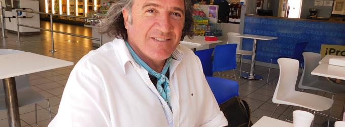 """#EntrevistaBienCuyana a José Luis Ramón: """"Esta política favorece a un pequeño grupo de grandes empresas que están 'prendidas a la teta del Estado' """""""