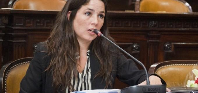 """La senadora Noelia Barbeito sostiene: """"En Mendoza la educación pública está por el suelo y los sueldos docentes han perdido frente a la inflación"""""""