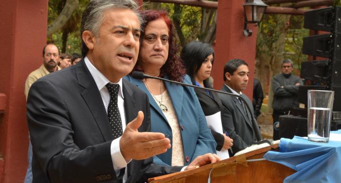 Escándalo en Santa Rosa: El Partido Obrero denuncia persecución política y responsabilizan a Cornejo y al Ministro de Seguridad Venier