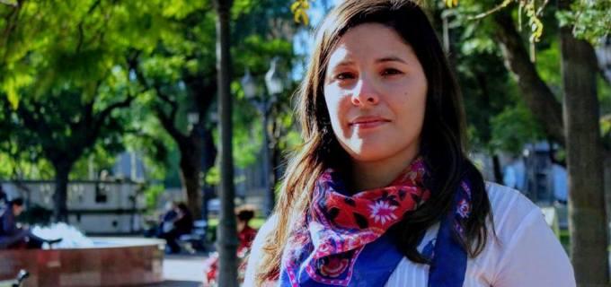"""La referente de Pan y Rosas San Luis Johana Gomez se suma a la movilización puntana del 8M: """"Frente al crecimiento de femicidios y la violencia de genero en la provincia, el gobierno de los Saá solo destina menos del 0,2 % de su presupuesto anual al tema"""""""