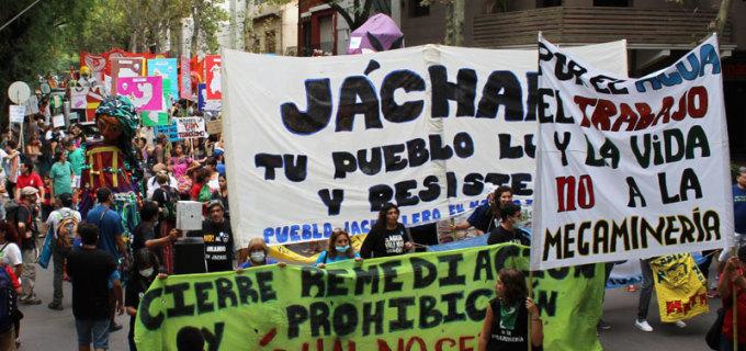"""El pueblo de Jáchal está preocupado por la reforma del Gobierno Nacional de la Ley de Glaciares: """"Nos quieren hacer desaparecer"""""""