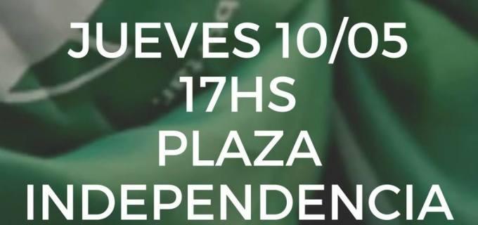 Más de 250 comunicadoras y periodistas mendocinas juntarán firmas y se manifestarán hoy en Plaza Independencia a favor del proyecto de ley por el Aborto Legal, Seguro y Gratuito