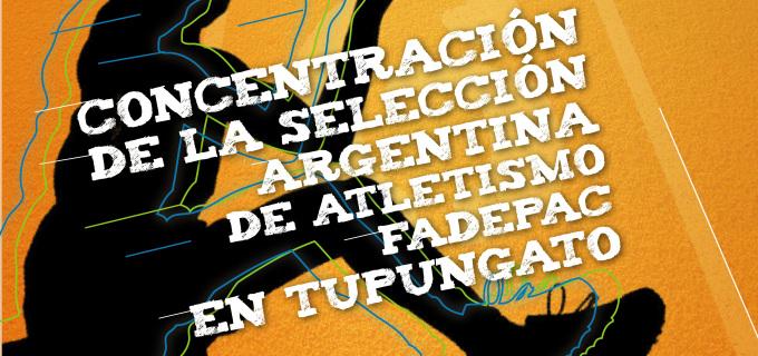 """Los días 7 y 8 de mayo se realizará en Tupungato una capacitación gratuita sobre """"Deporte Paralímpico: Atletismo y Parálisis Cerebral"""""""