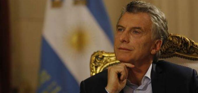 """Macri habló de una nueva grieta (o la misma de siempre): """"La Argentina se divide entre los que queremos construir futuro y los que quieren destruirlo"""""""