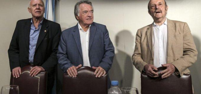 """Se derrumba el """"PJ Intratables"""": La Cámara ya tiene la causa y debe decidir si sigue el interventor Luis Barrionuevo, Julio Bárbaro y Carlos Campolongo"""