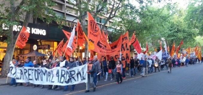 """La CTA Autónoma de Mendoza convoca para este viernes a marchar por reapertura de la discusión salarial: """"Exigimos recomposición salarial urgente para los trabajadores del Estado"""" afirmó Raquel Blas"""
