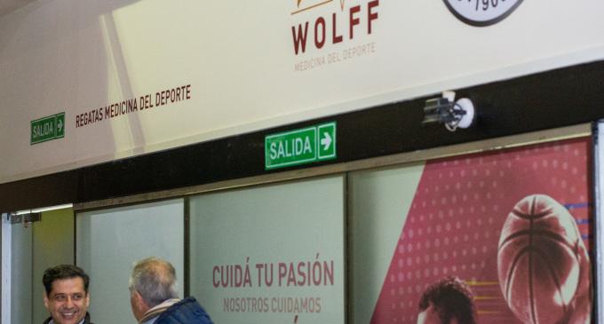 El Club Mendoza de Regatas tendrá su propio cuerpo médico y bajo la coordinación del Instituto de Medicina del Deporte Wolff