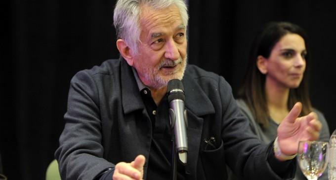 """Alberto Rodríguez Saá se le planta a Macri: """"En vez de preguntarle tanto al FMI, que nos pregunte a los puntanos cómo se hacen las cosas y estoy seguro que le daremos solución a los problemas"""""""