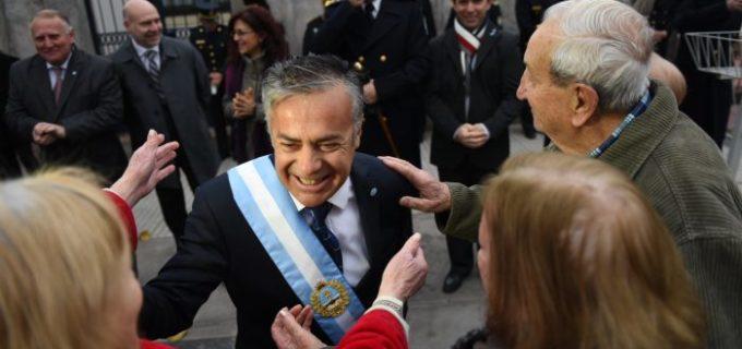 """Frente a la """"pasada de rosca"""" de Carrió contra los radicales, Cornejo """"aceita"""" la unidad de Cambiemos: """"Se extralimitó, fue peyorativa con el partido"""" , dijo"""