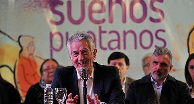 El gobernador Alberto Rodríguez Saá realizó importantes anuncios en el marco de un Mega Plan de Obras para la provincia toda, entre ellos, la construcción de un Hospital Central y un Centro Oncológico Integral