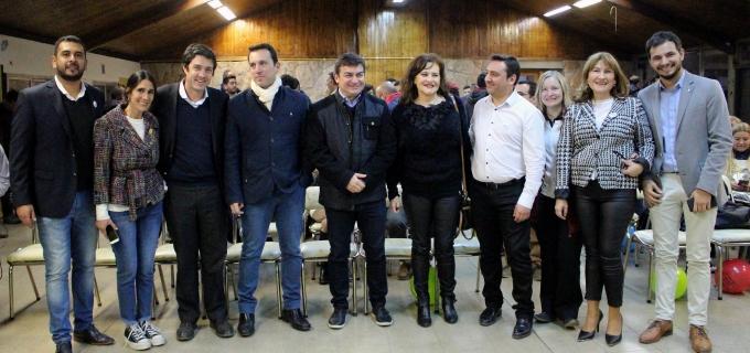 El partido de Mauricio Macri cuenta con nueva representación en el departamento de Godoy Cruz: Asumieron sus nuevas autoridades