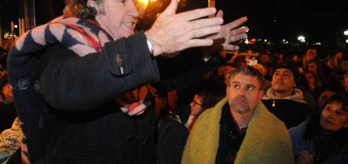 Ramón y Vadillo van con los tapones de punta contra los tarifazos y los impiadosos abusos recaudatorios de Ecogas y convocan a un frazadazo popular para este jueves 23