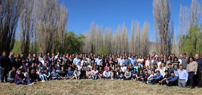 Más de 300 referentes del PRO Mendoza se reunieron al pie de los Andes con el fin de seguir sumando ideas para transformar La Argentina