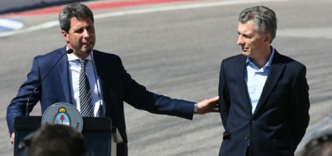 El gobernador de San Juan y uno de los presidenciables, Sergio Uñac, garantizó el apoyo de los legisladores de San Juan al Presupuesto nacional 2019