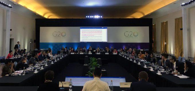 El G20 discute en Mar del Plata políticas sanitarias globales con los principales ministros de Salud del mundo