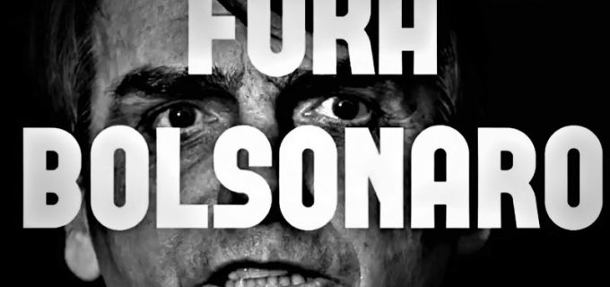 La izquierda mendocina convoca hoy sábado a las 18 hs un contundente repudio al fascista Bolsonaro frente al Consulado de Brasil en Mendoza