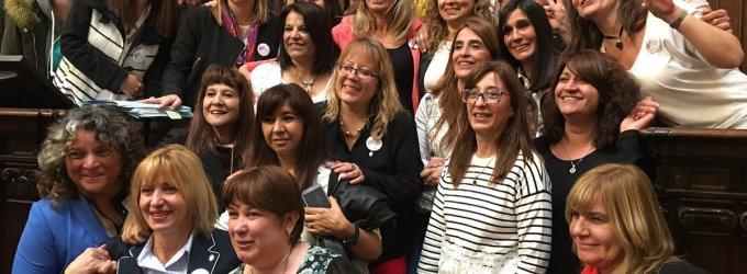 En una sesión histórica, el Senado de Mendoza convirtió en realidad la Ley de Paridad de Género y ya será implementada en el armado de las listas del próximo año electoral