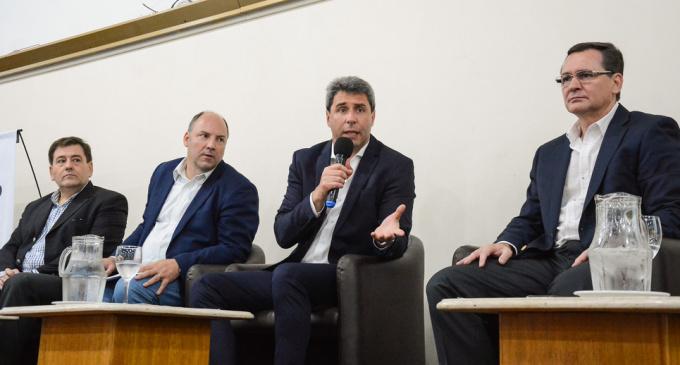 """El gobernador Sergio Uñac, en el cierre de la Mesa Nacional ACEP-KAS: """"Podemos construir una Argentina distinta"""""""